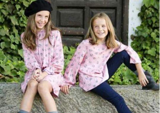 Descubre la moda para niños de Aiana Larocca