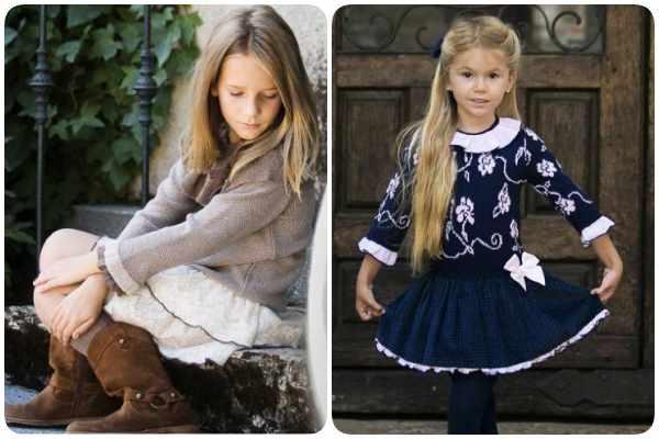 Vestidos para niñas de Aiana Larocca