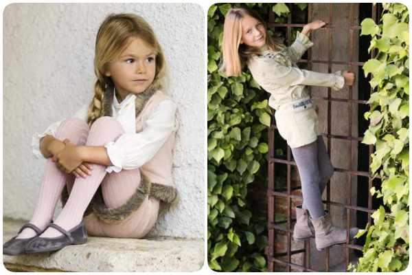 Moda infantil de Aiana Larocca