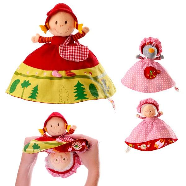 Regalos para bebés: marionetas