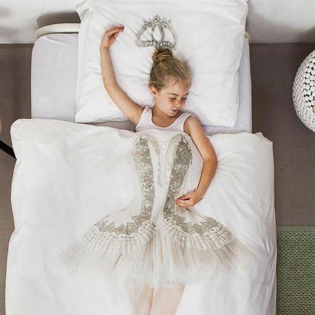 Fundas para cama originales: edredones Snurk