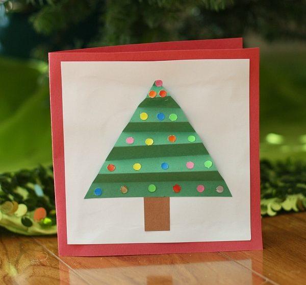 Postales de navidad para hacer con fotos