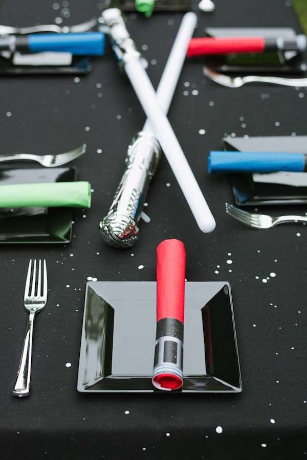 10 ideas para fiestas infantiles de star wars pequeocio for Decoracion star wars