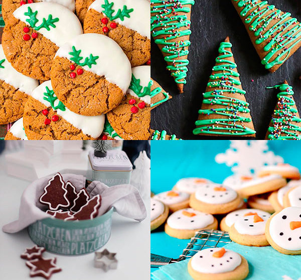 4 Galletas De Navidad Para Sorprender Pequeocio Com