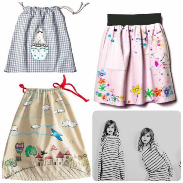 Moda para niños Le Petit Mammouth