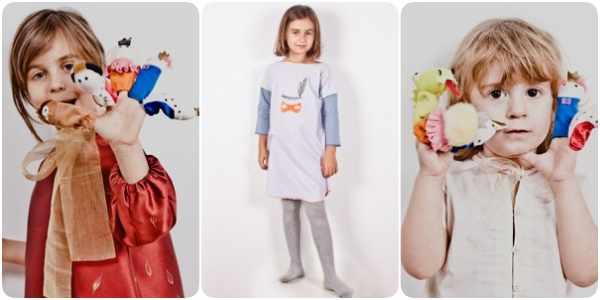 Moda para niños diferente