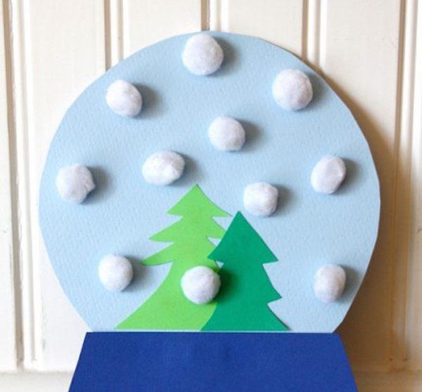 Manualidades Gorros De Navidad.6 Manualidades De Navidad Para Ninos Pequeocio Com