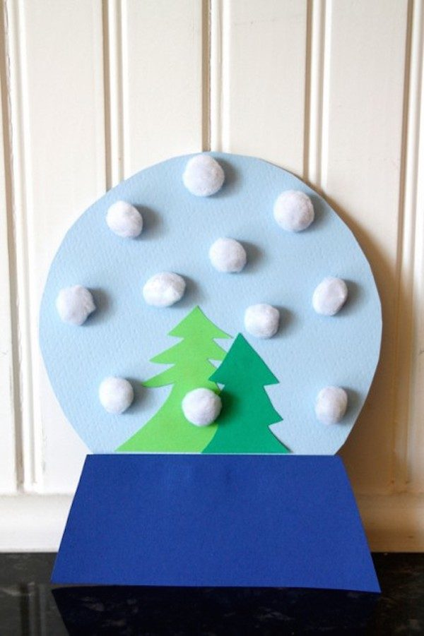 6 manualidades de navidad para ni os pequeocio - Manualidades navidad para ninos ...