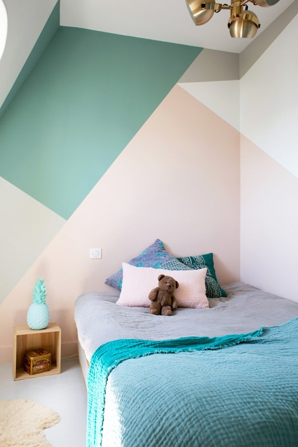 Ideas para pintar paredes infantiles - Pintar facil paredes ...