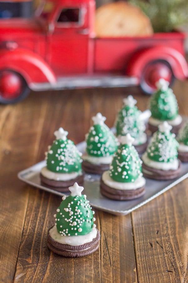 5 postres de navidad divertidos pequeocio - Ideas para postres de navidad ...