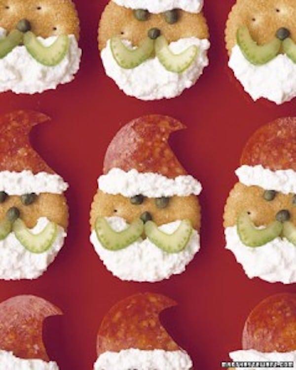 5 Aperitivos De Navidad Divertidos Pequeocio