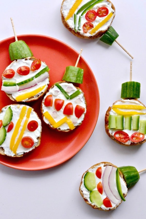 5 aperitivos de Navidad divertidos | Pequeocio.com