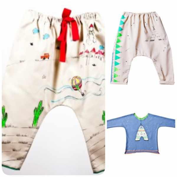 Moda para niños: tienda online Le Petit Mammouth