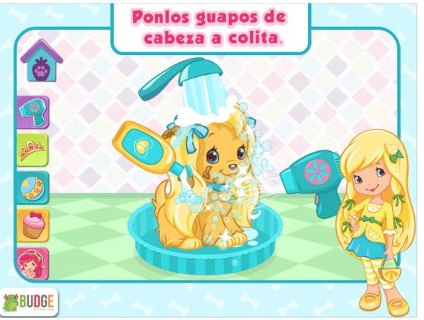 Apps infantiles gratuitas de Tarta de Fresa