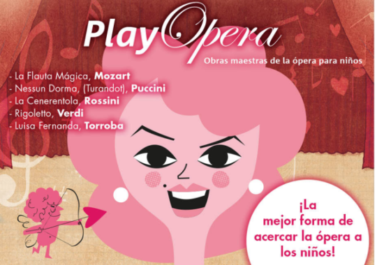 App gratis Play Ópera