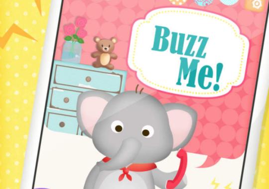 Teléfono de juguete, app infantil gratuita