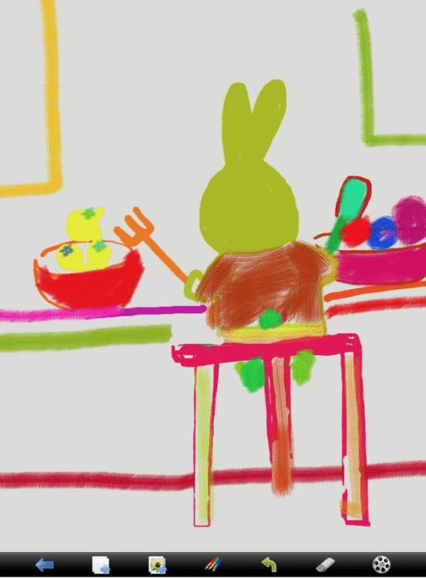 App gratis: Kids Doodle