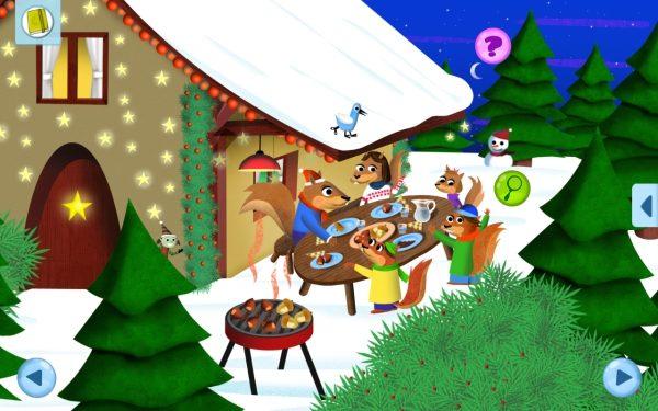 Un deseo por Navidad, cuento interactivo de Smile and Learn