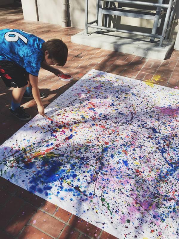 Manualidades para niños para aprender sobre arte