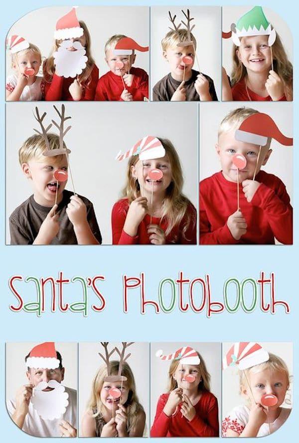 5 felicitaciones de navidad con fotos pequeocio - Ideas originales con fotos ...