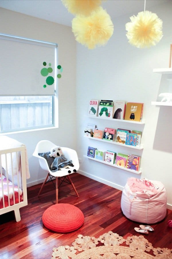 Decoraci n infantil librer as pr cticas y originales for Decoracion librerias