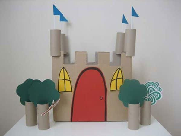 5 divertidas manualidades con rollos de papel pequeocio - Manualidades pequeocio ...