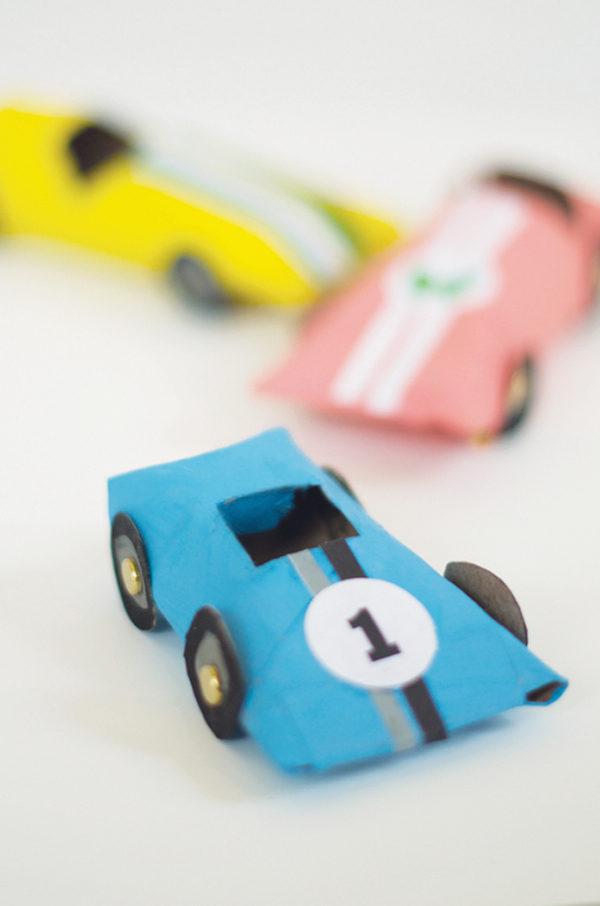 5 divertidas manualidades con rollos de papel Pequeocio