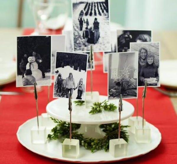 Centros de mesa para navidad originales Centros de mesa originales