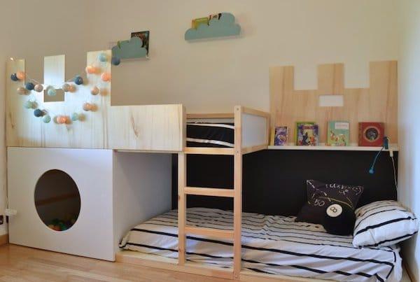 5 muebles infantiles personalizados ¡para copiar! - Pequeocio