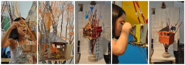 Fomenta la creatividad infantil con un taller en Madrid