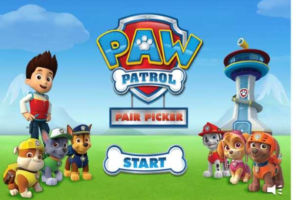juegos online gratis Paw Patrol
