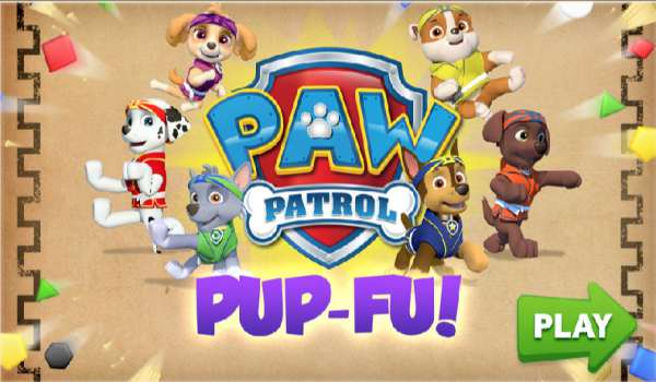 4 Juegos Online De La Patrulla Canina Pequeocio Com