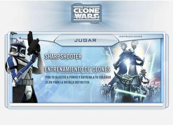 Juego online de Star Wars