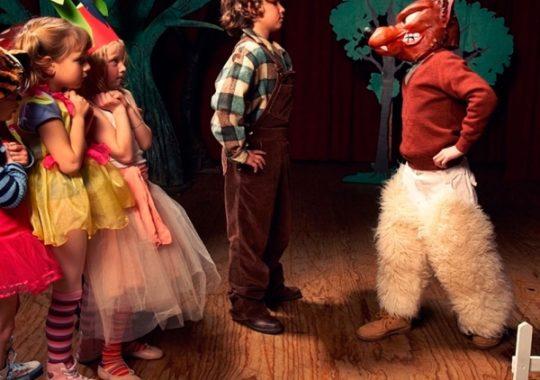 Talleres infantiles en Sevilla: Jugar a teatro