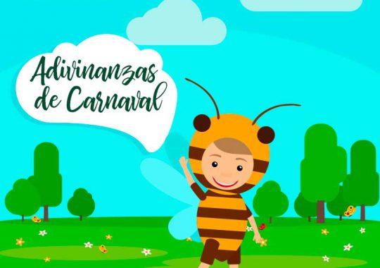 5 adivinanzas de disfraces de Carnaval (muy divertidas) 1