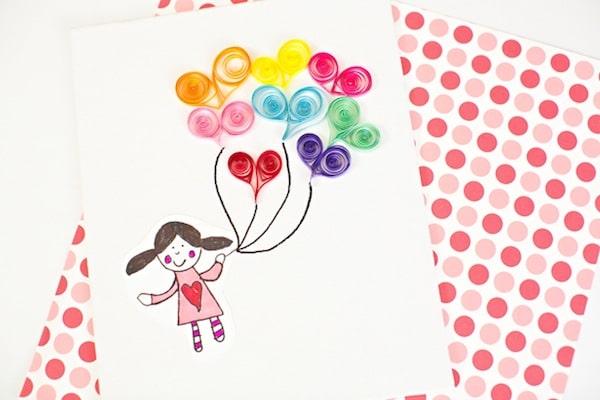 4 Manualidades De San Valentin Para Peques Pequeocio Com