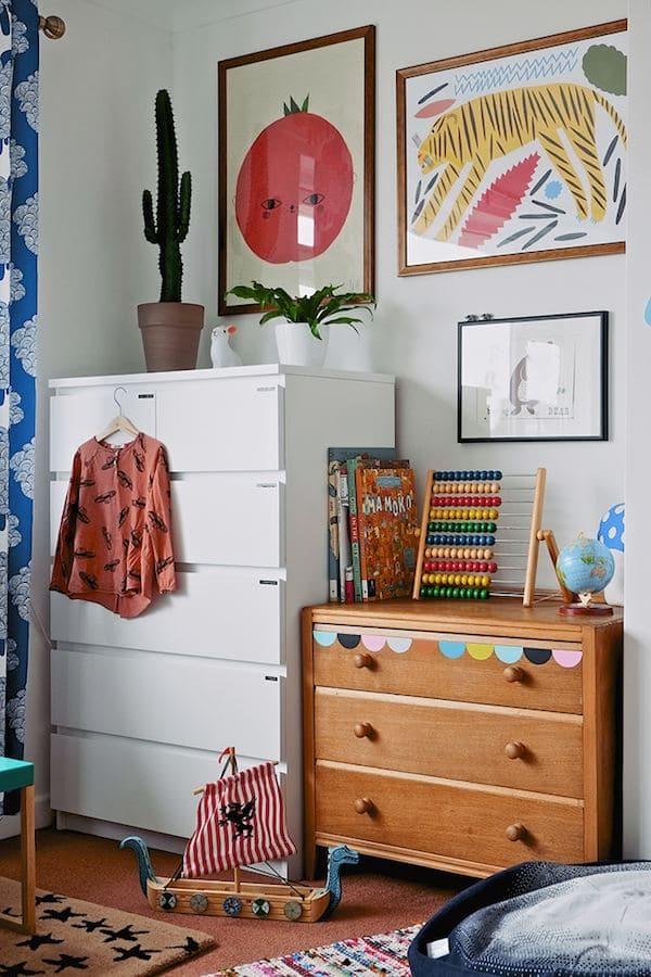 Decoraci n infantil c mo modernizar muebles viejos - Dormitorios reciclados ...
