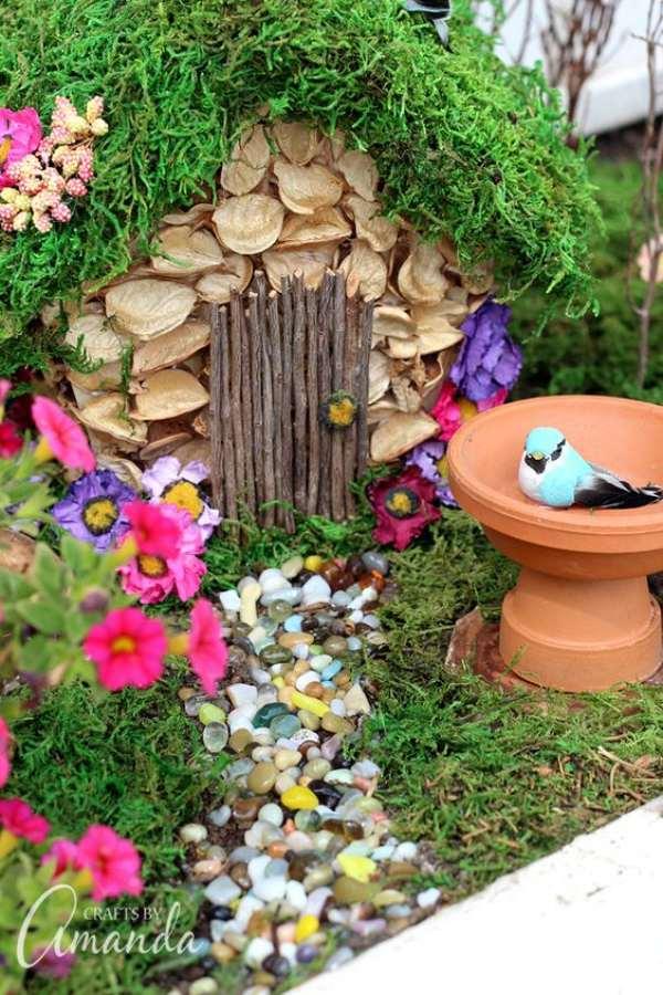 Cómo crear jardines adaptados para los peques