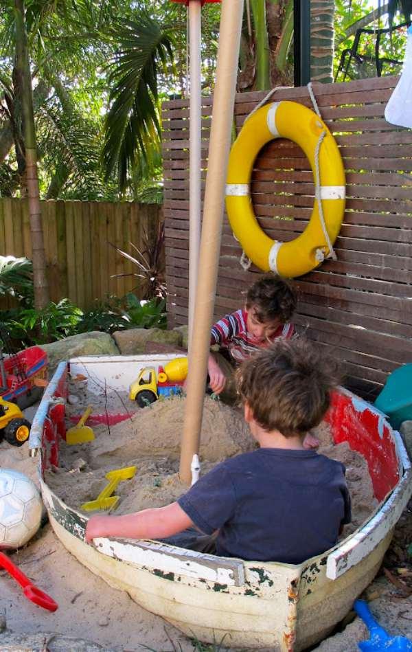 Jardines infantiles: como decorarlos