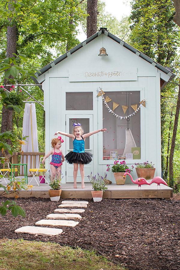 Jardines infantiles divertidos