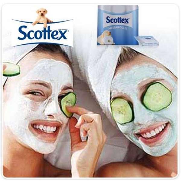 Consejos de higiene diaria Scottex