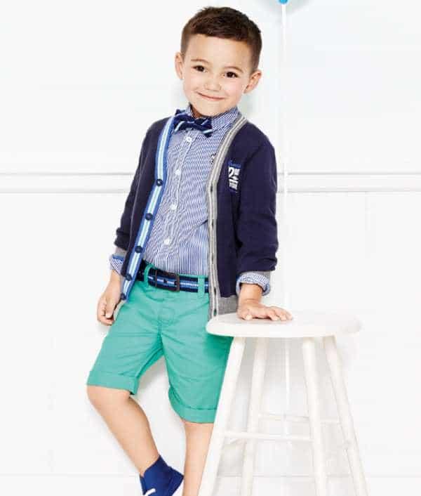 ropa infantil de cya