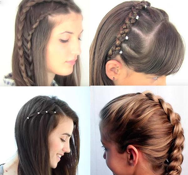 5 Peinados Para Nina Con Videos Paso A Paso Pequeocio Com
