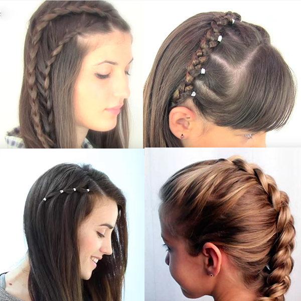 peinados para nia