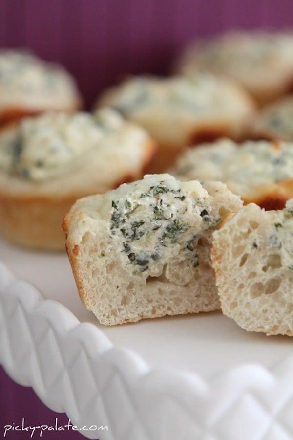 Recetas con pan