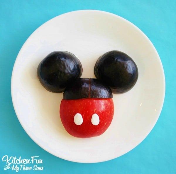 Recetas de Disney