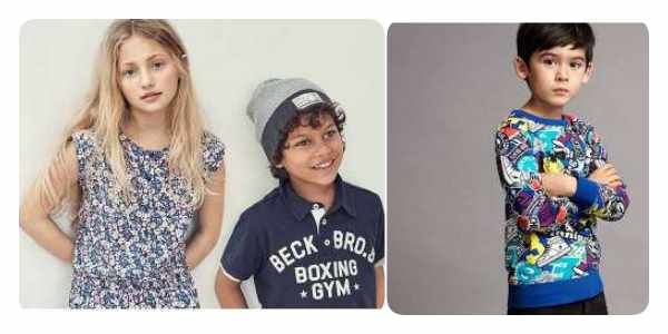 fc9aaf18a Moda infantil primavera verano 2016
