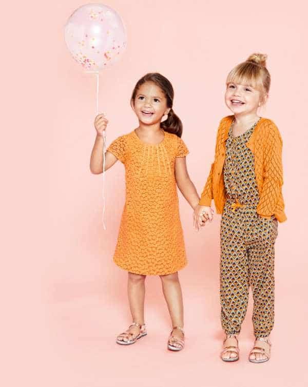 Moda infantil: llegan los estampados
