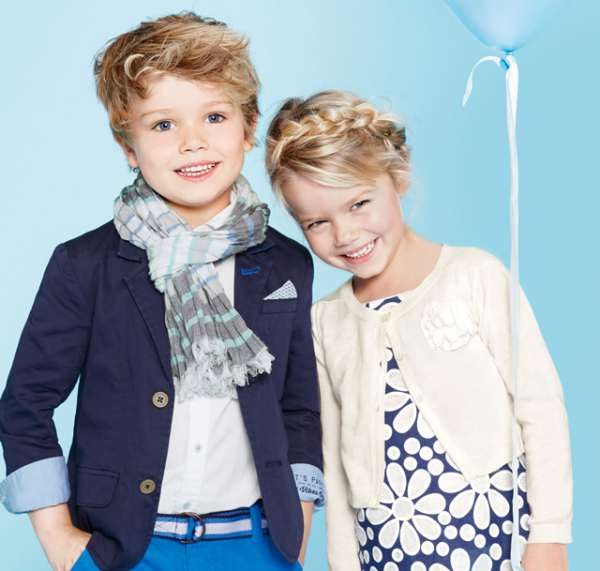moda infantil las tendencias de la primavera verano