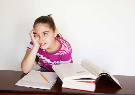 Cómo motivar a los niños para que estudien 3